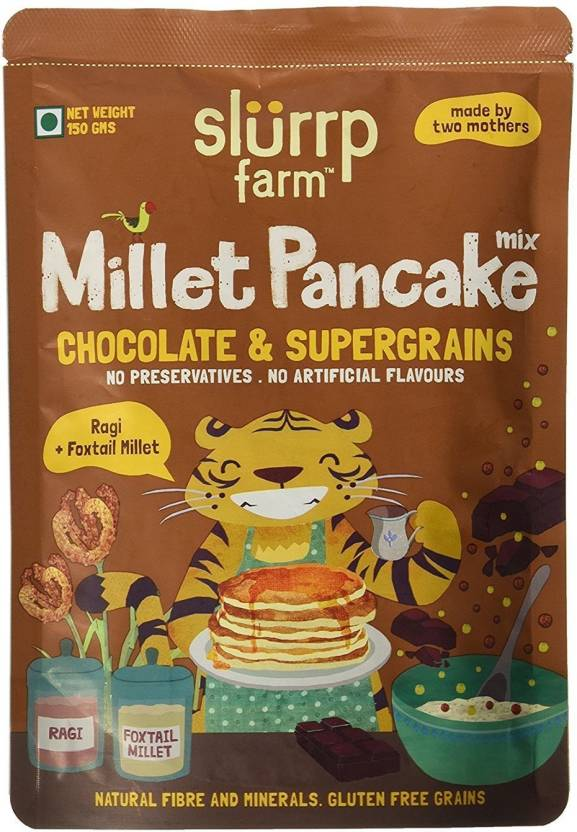 Slurrp Farm Chocolate pancake
