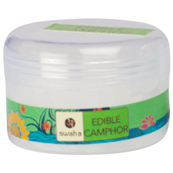 Edible Camphor