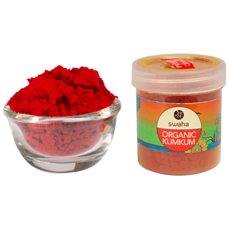 Organic Kumkum - Red