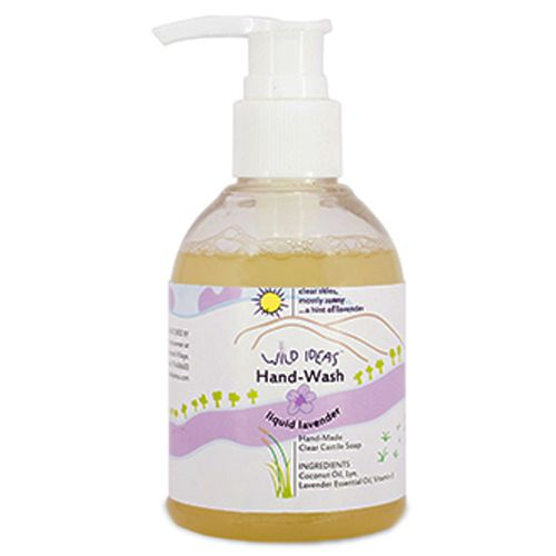 Wild Ideas Hand Made Liquid Handwash