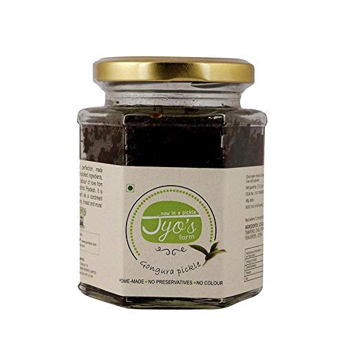 Jyo's Farm Gongura Pickle
