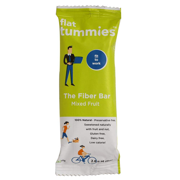 Flat Tummies Fiber Bar