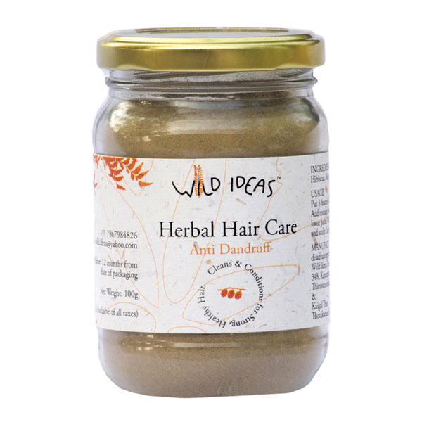 Wild Ideas Herbal Hair Care Anti Dandruff