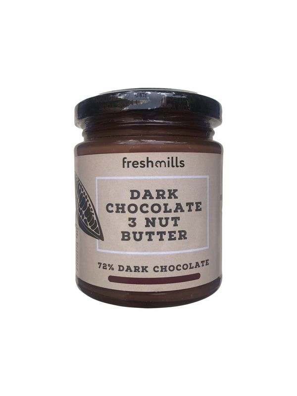 Dark Chocolate 3 Nut Butter