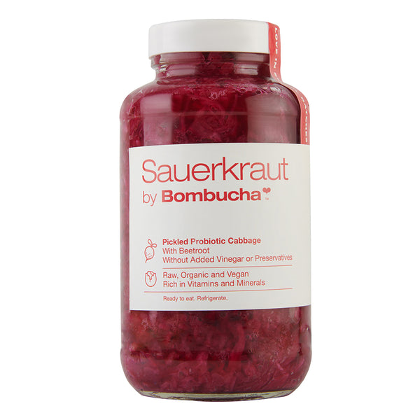 Sauerkraut - Beetroot Cabbage