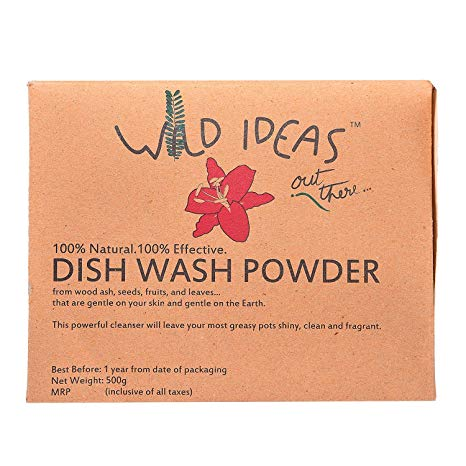 Wild Ideas Natural Dish Wash Powder