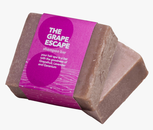 Switch Fix The Great Escape Shampoo Bar