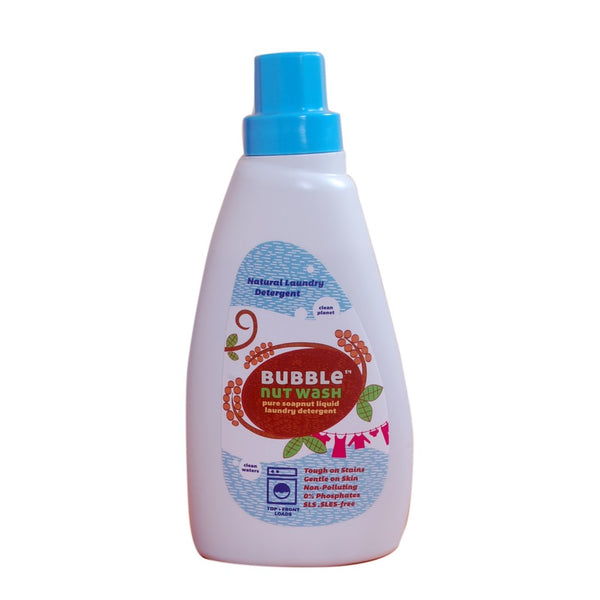 Bubble Nut Wash Natural Laundry Detergent