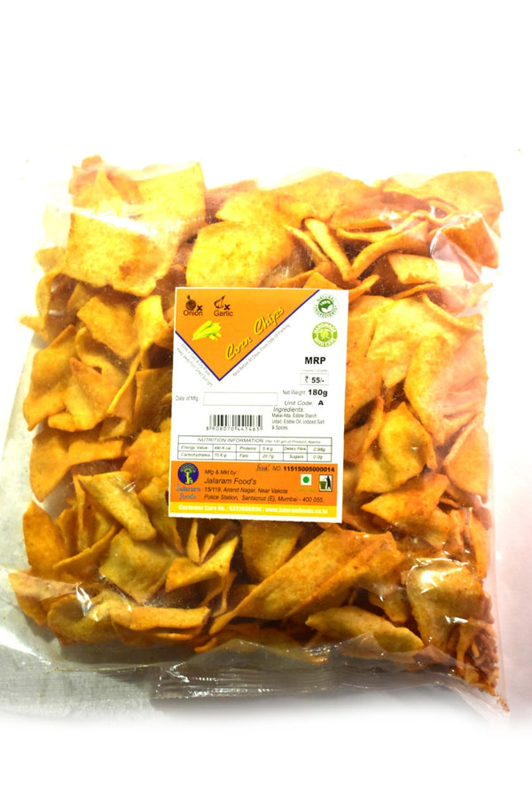 Jalaram Foods Corn Chips