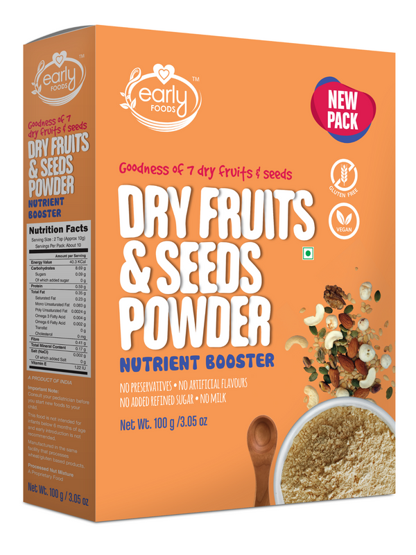 Dry Fruits & Seeds Powder for Kids