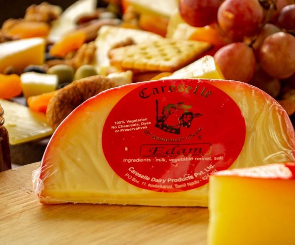 Caroselle Edam Cheese