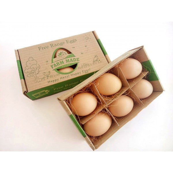 Farm Made Free Range Eggs