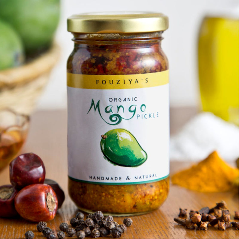 Organic Mango Pickle