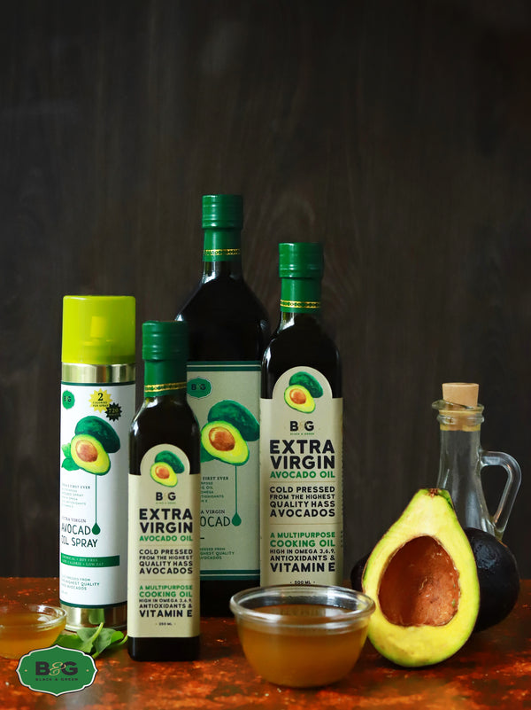 Extra Virgin Avocado Oil Spray