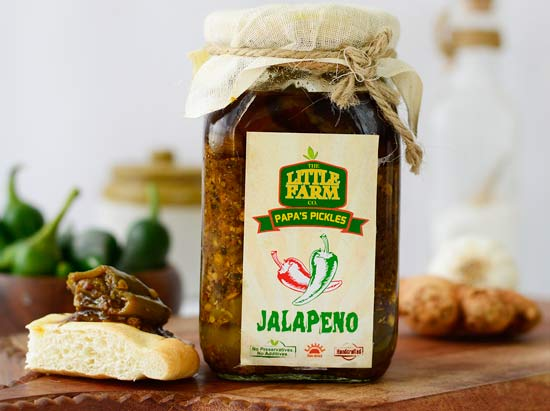 Jalapeno Pickle