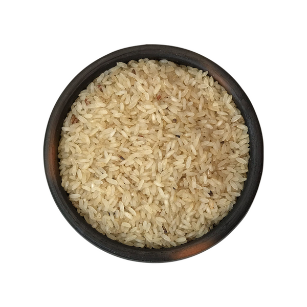 Kichadi Samba Rice (Semi-polished, Parboiled)