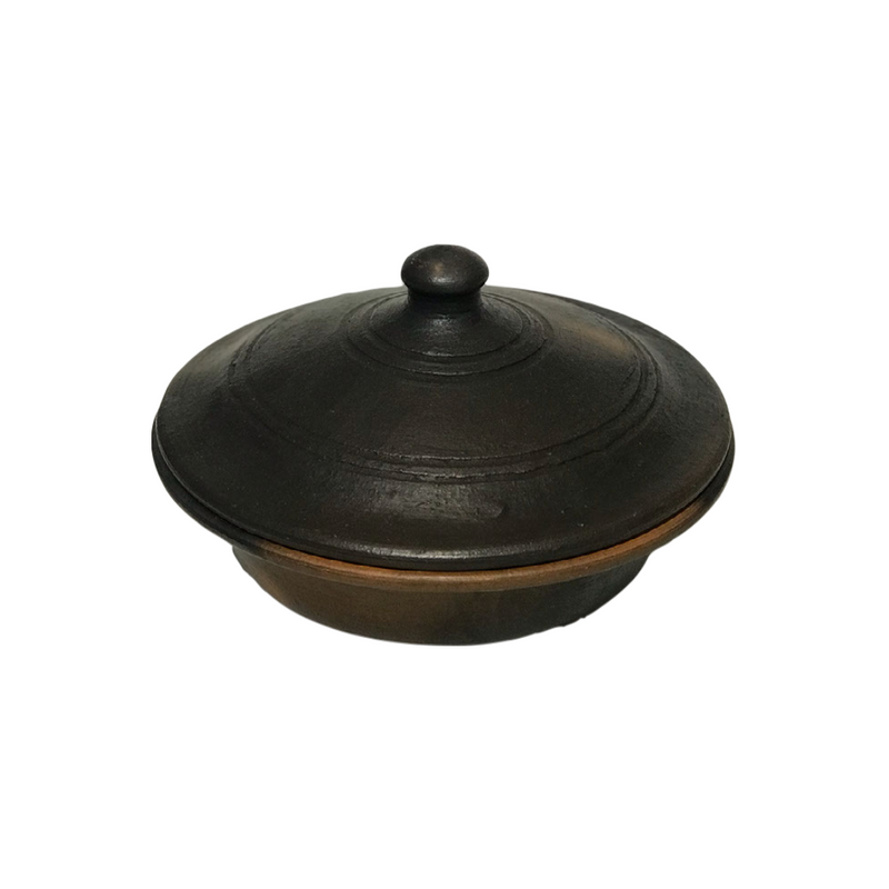 Clay Shallow Fry Pan (AVAILABLE FOR STORE PICKUP ONLY)