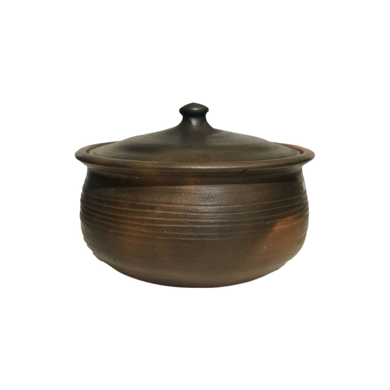 Clay Curry pot (AVAILABLE FOR STORE PICKUP ONLY)