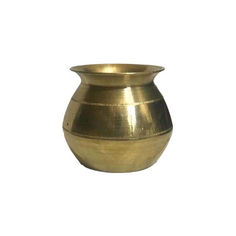 Bronze Cook Pot