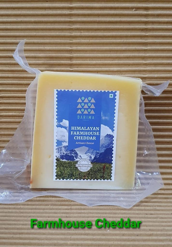 Himalayan Farmhouse Cheddar