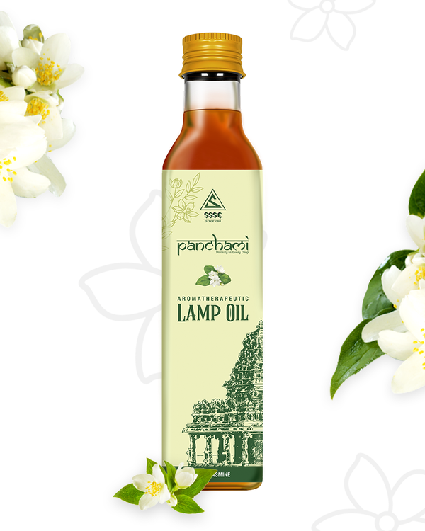 Aromotherapeutic Lamp Oil - Real Jasmine