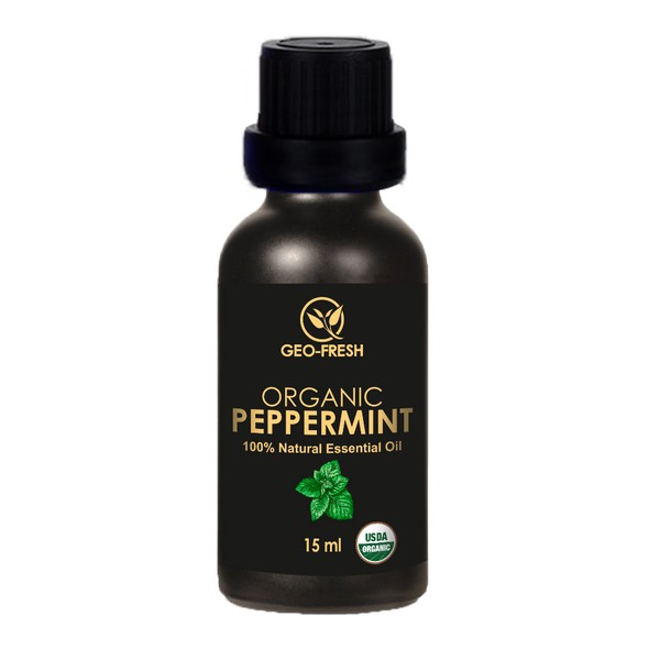 Organic Peppermint Oil