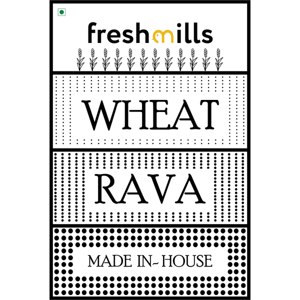 Freshmills Wheat Rava