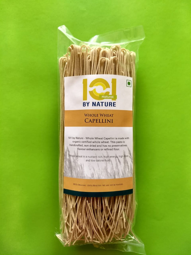 Whole Wheat Capellini