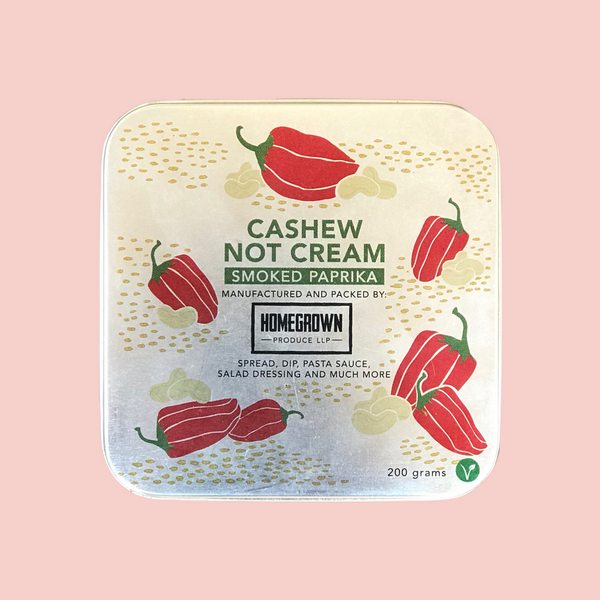 Cashew Not Cream Smoked Paprika