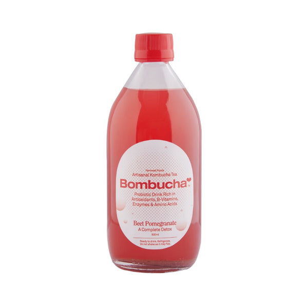 Kombucha - Beetroot Pomegranate