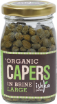 Ishka Farms Organic Large Capers in Brine
