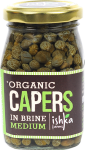 Ishka Farms Organic Medium Capers in Brine
