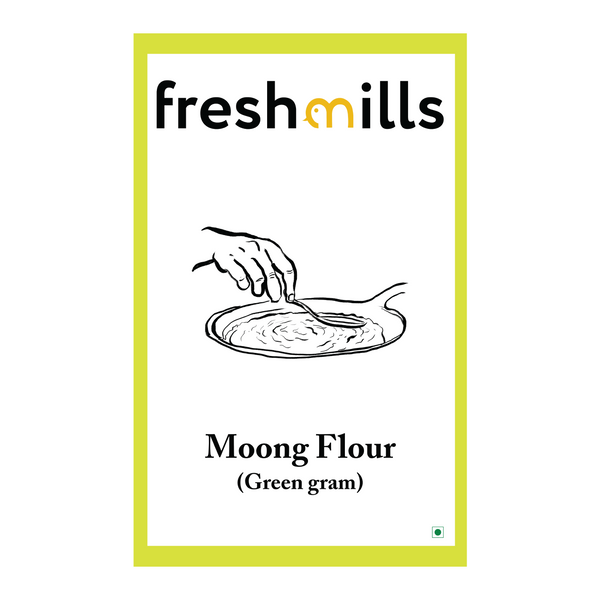 Freshmills Whole Moong Flour