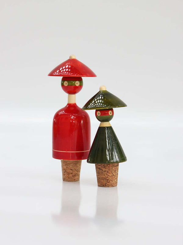 Varnam Craft Collective THE MADHATTERS Bottle Stopper Sets