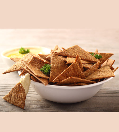The Baker's Dozen Ragi Crackers