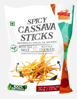 Magic Bites Spicy Cassava Stick