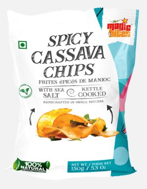 Magic Bites Cassava Chips