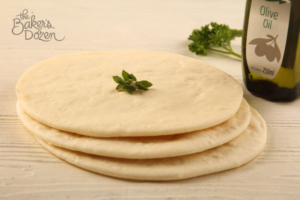 The Baker's Dozen Pita bread (Pack of 4)