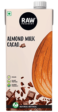 Raw Pressery Almond Milk Cocao