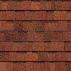 Orange Architectural Shingles Wrapped BY THE BUNDLE No Warranty