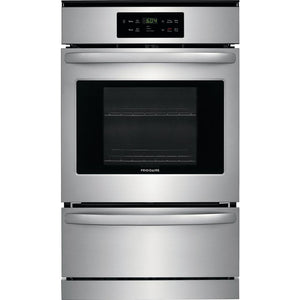 "FFGW2426US Frigidaire 24"" Single Gas Wall Oven with Self Clean in SS"