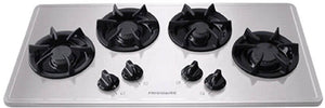"FFGC3613LS 36"" Recessed Gas Cooktop 4 burner in SS"
