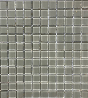 "Oyster Glass 12""x12"" Mosaic Tile by Daltile 20SF Box"