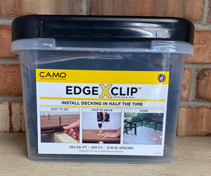 Camo Edge XClip 450CT