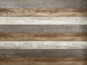 "48""x 4.5"" ""Mixed Planks"" IGBP Accent Planks 10pcs/15sf"