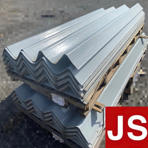 "Fiberglass Roof/Siding Corners 40""x8' 12oz"