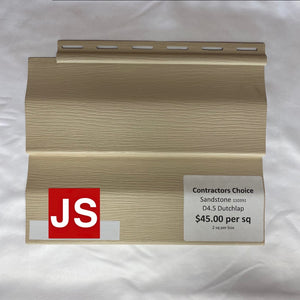 110391 Contractors Choice D4.5 Dutchlap Sandtone 2 sq per box