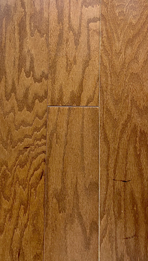 "(Mop 05 sut9) Madison Oak ""Suede"" 5"" plank 3/8 42.19sqft"