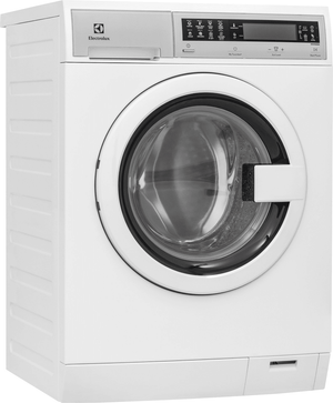 "EFLS210TIW IQ Touch 24"" 2.4 CF Front Load Washer White"