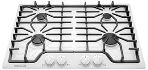 FFGC3026SW Frigidaire 30 in. Gas Cooktop in White with 4 Burners: White